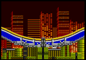 Background Hq Sonic The Hedgehog 2 Chemical Plant Zone
