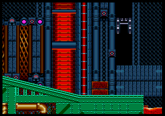 Background Hq Sonic The Hedgehog 2 Metropolis Zone