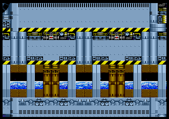 Background Hq Sonic The Hedgehog 2 Death Egg Zone