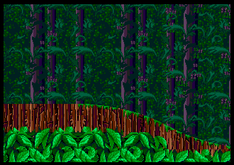 Background Hq Sonic The Hedgehog 2 Wood Zone