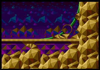 Background Hq Sonic The Hedgehog 2 Hidden Palace Zone
