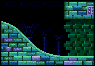 Background HQ :: Sonic the Hedgehog 3 - Hydrocity Zone