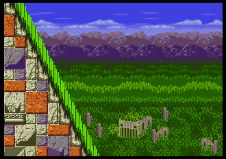 Background Hq Sonic The Hedgehog 3 Marble Garden Zone