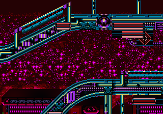 Background Hq Sonic Cd Stardust Speedway