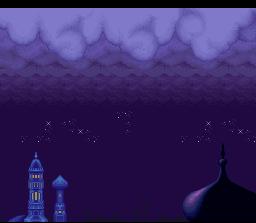 Background HQ :: Aladdin - Night Sky