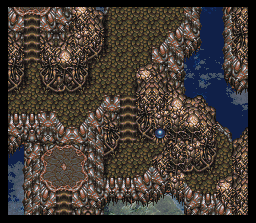 Final Fantasy 6. Floating Continent. Background 753 Background 754  Background 755 Background 756 Background 757 Background 758 ...