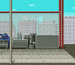 Background Hq Sonic Blastman City