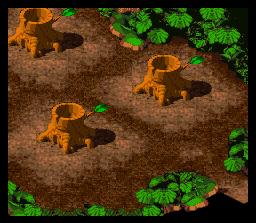 Background Hq Super Mario Rpg Forest Maze
