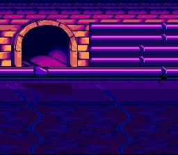 background hq teenage mutant ninja turtles 4 sewer
